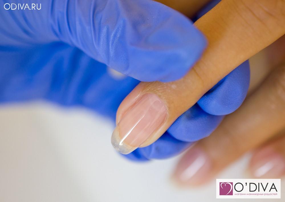 База для наращивания ногтей гелем какая лучше