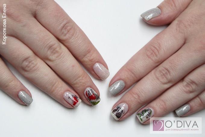 Хиты дизайна ногтей