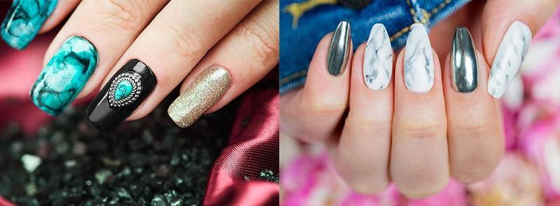 акварельный гель-лак, ириск, дизайн ногтей