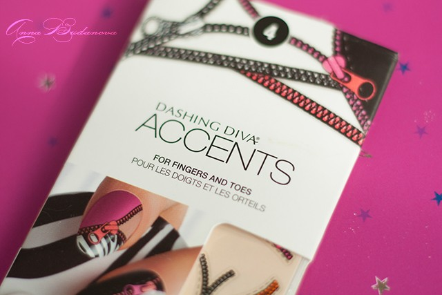 Dashing Diva Accents