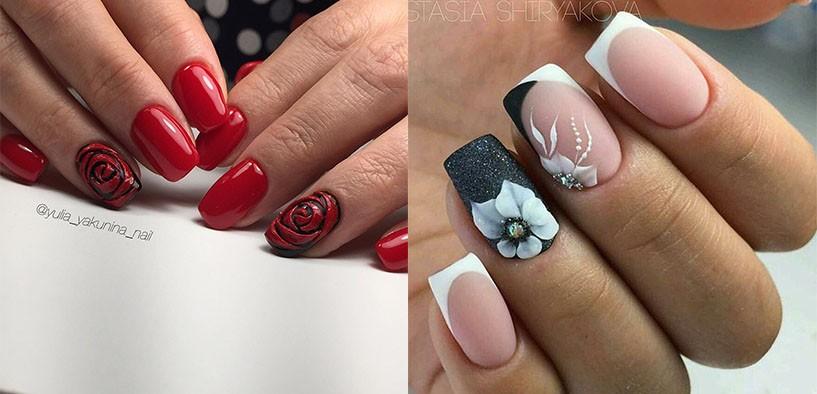 лепка, дизайн ногтей, маникюр, гель-пластилин