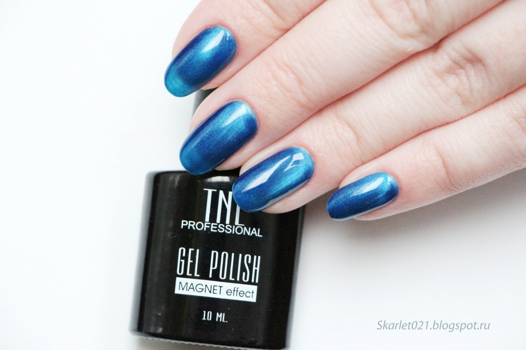 гель-лак TNL gel polish magnet effect (