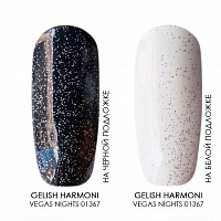 Gelish Harmony, гель-лак mini (Vegas nights 01367), 9 мл