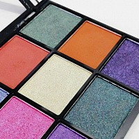 Makeup Revolution, Re-Loaded Palette - палетка теней (Passion for Colour)