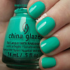 China Glaze, лак для ногтей (Keepin