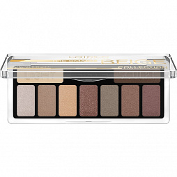 Catrice, The Smart Beige Collection Eyeshadow Palette - тени для век 9 в 1