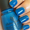 China Glaze, лак для ногтей (License & Registration Pls), 14 мл