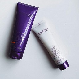 FarmaVita, Amethyste purify peeling mask - пилинг маска, 150 мл