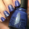 China Glaze, лак для ногтей (Fancy pants 81195), 14 мл