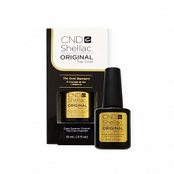 CND Shellac, Top Coat - верхнее покрытие, 15 мл