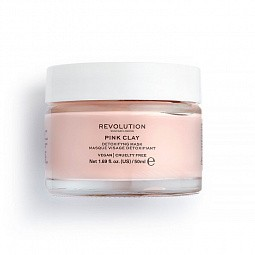 Revolution Skincare, Pink Clay Detoxifying Mask - маска детокс