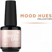 CND Creative Play Gel, гель-лак (№521 Tickled), 15 мл