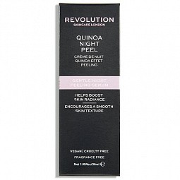 Revolution Skincare, Quinoa Night Peel  сыворотка ночная
