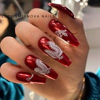 Автор: lucy_smirnova_nails (https://www.instagram.com/lucy_smirnova_nails/)