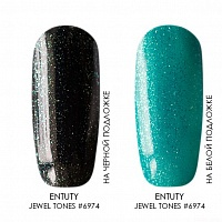 Entity One Color Couture, гель-лак (Jewel Tones №6974), 15 мл