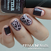 Trafaretto (Prima nails), Трафарет для дизайна ногтей (Френч и лунки. Классика)