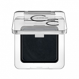 Catrice, Art Couleurs Eyeshadow - тени для век (280 Black To The Basics черный)
