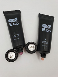 E.Co Nails, Polygel - полигель в тубе (№2), 15 гр