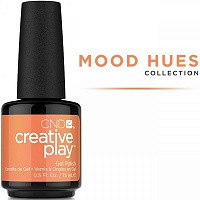 CND Creative Play Gel, гель-лак (№517 Fired Up), 15 мл