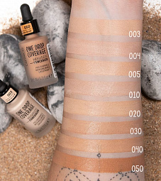 Catrice, One Drop Coverage Weightless Concealer - консилер (005 Light Natural, слоновая кость)