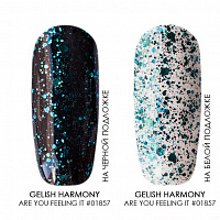 Gelish Harmony, гель-лак (Are You Feeling It 01857), 15 мл
