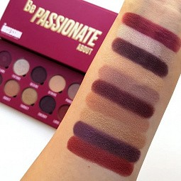 "Makeup Obsession, палетка теней для век ""Be Passionate About"""