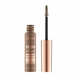 Catrice, Brow Colorist Semi-Permanent Brow Maskara - тушь для бровей (015 Soft Brunette св-каштан)